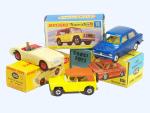 Dinky Corgi Matchbox Toys