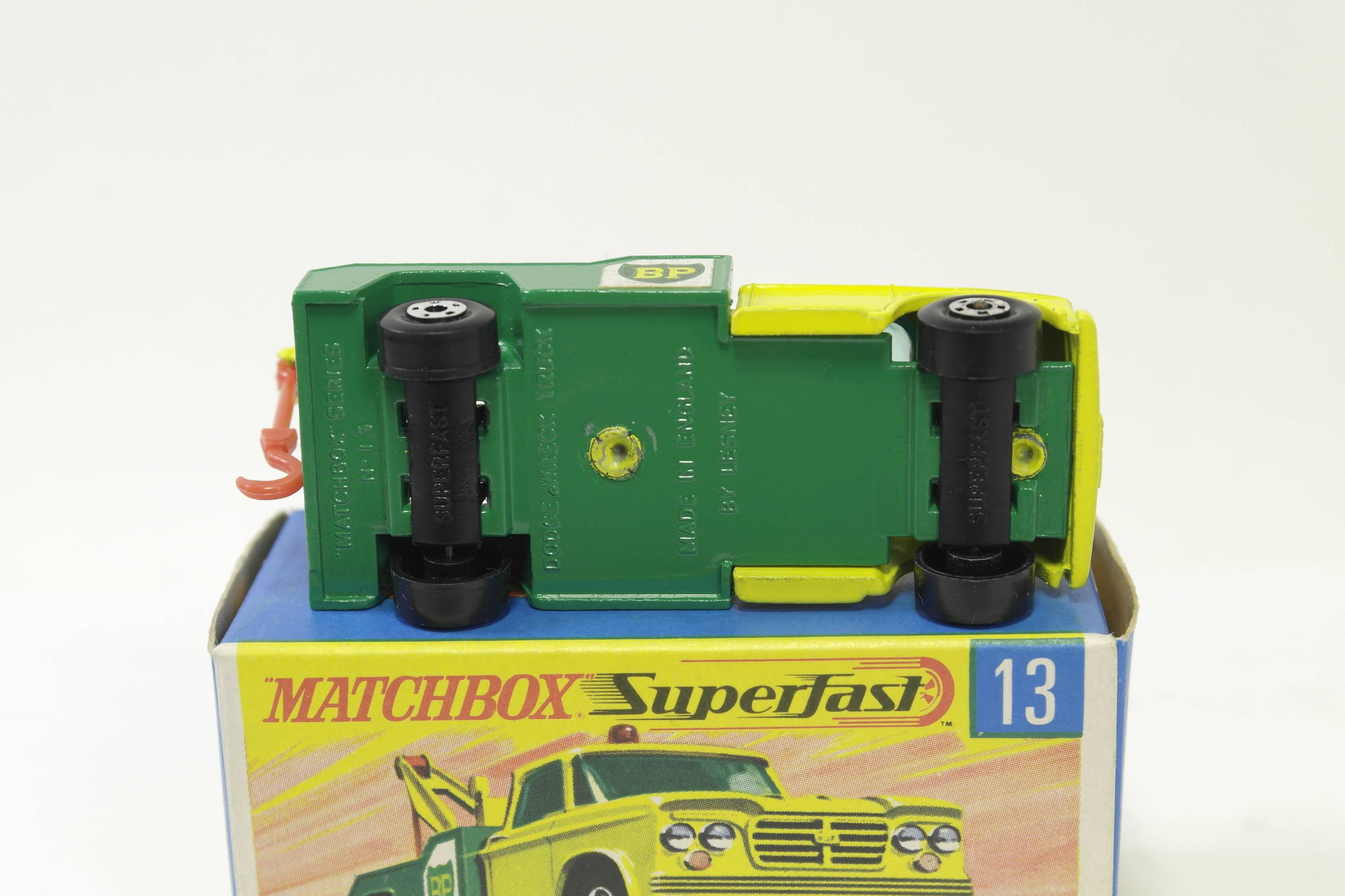 Matchbox MB13d base