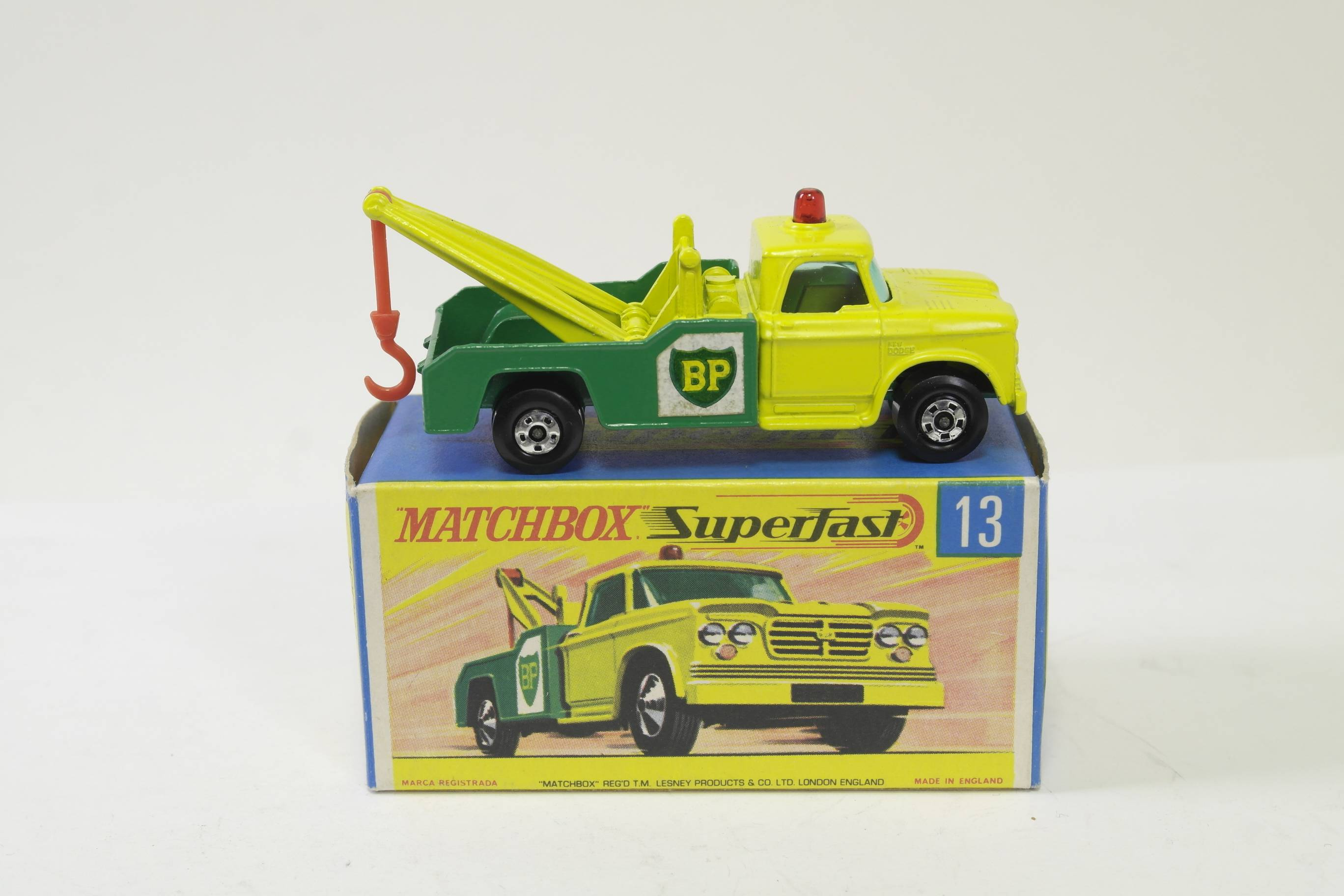 Matchbox MB13d side