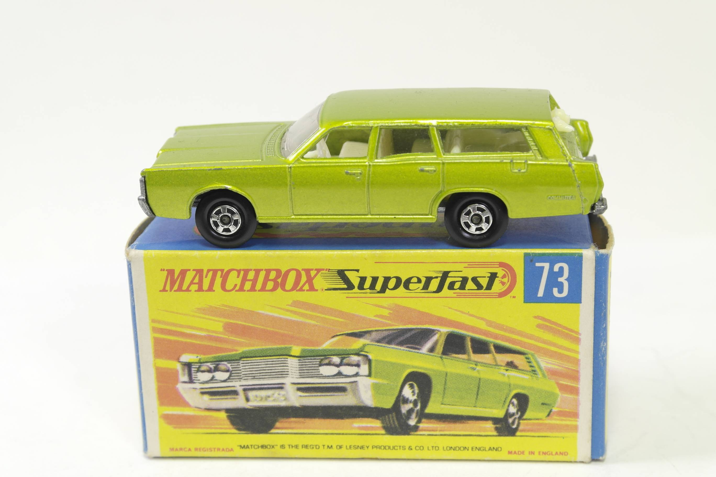 Matchbox mb73 side