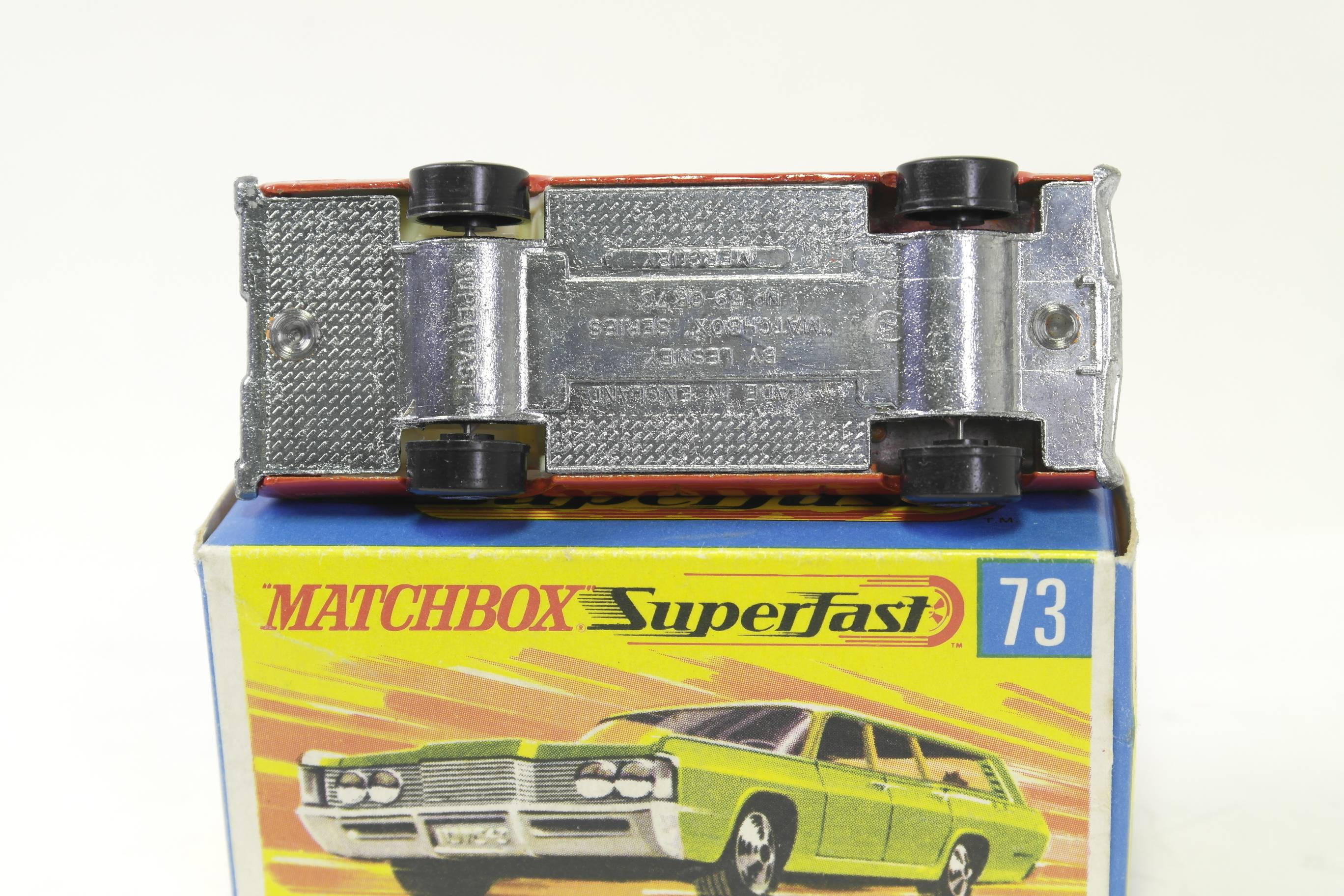 Matchbox mb73 base