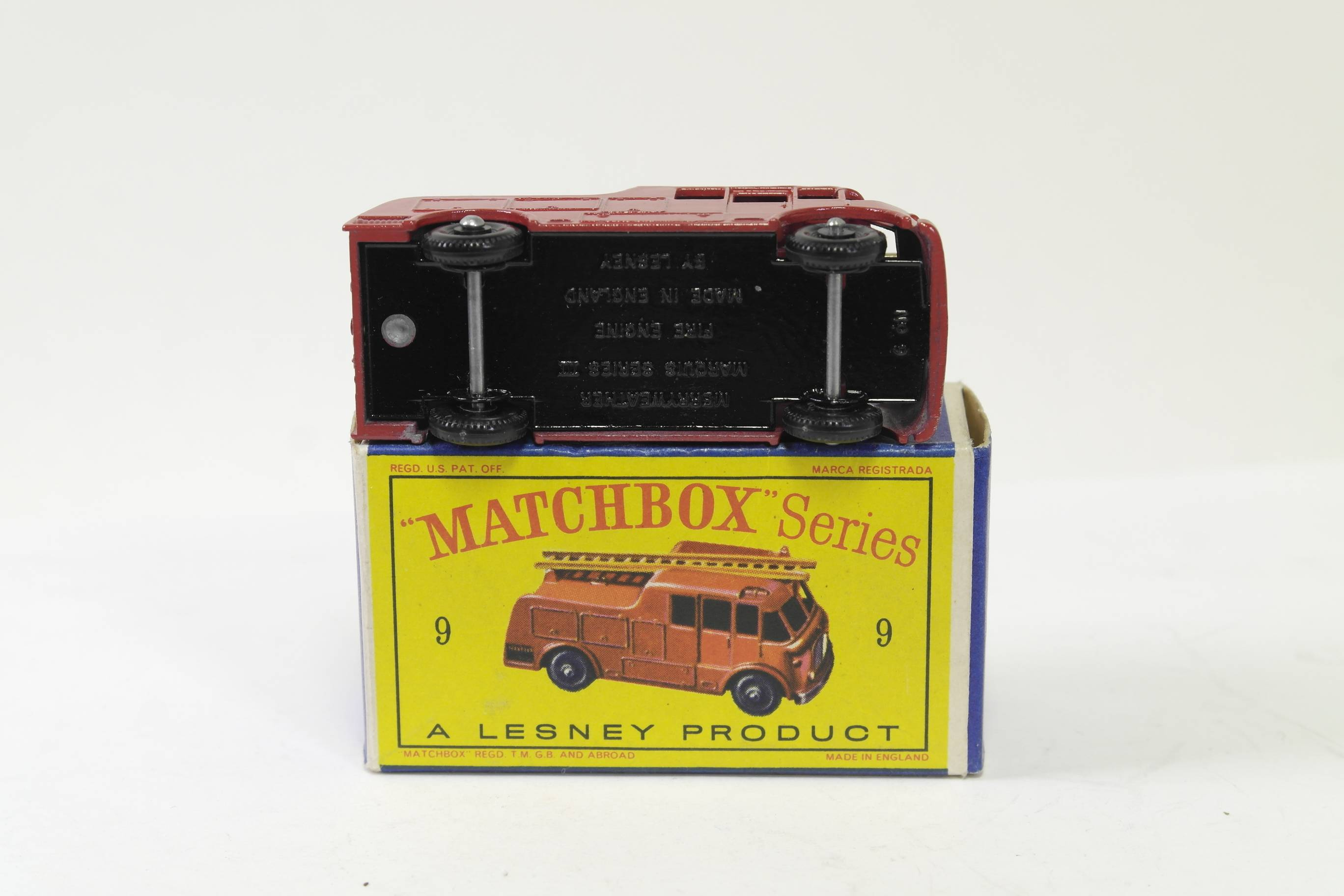 Matchbox mb9 base