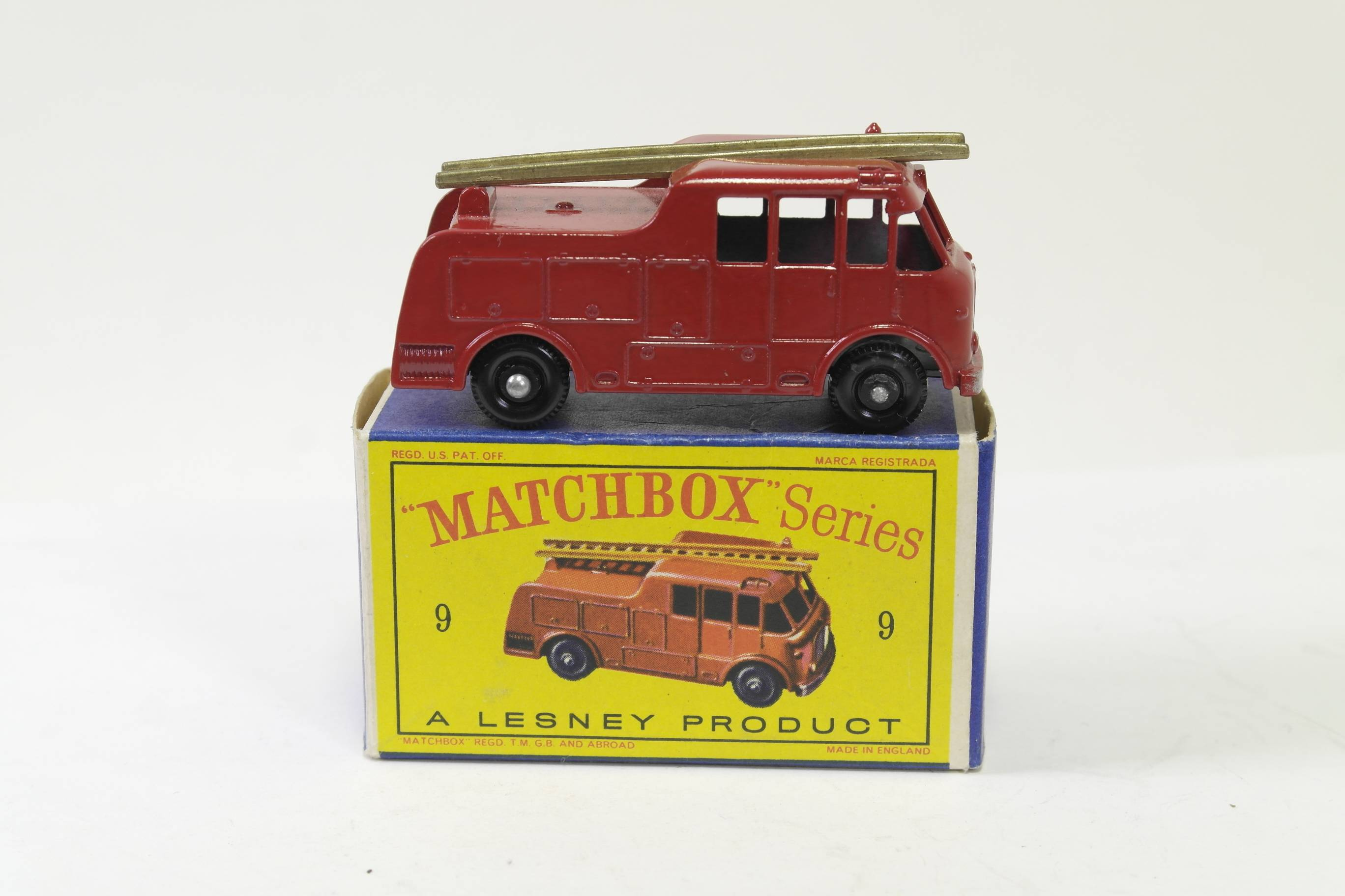 Matchbox mb9 side