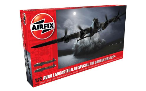 Picture Gallery for Airfix A09007 Avro Lancaster B.III (Special) The Dambu
