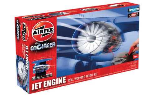 Picture Gallery for Airfix A20005 Airfix Engineer - Jet Engine