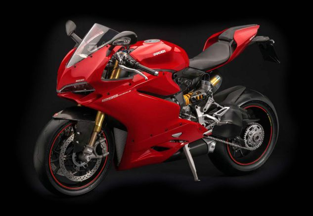 Picture Gallery for Pocher HK107 Ducati Superbike 1299 Panigale S