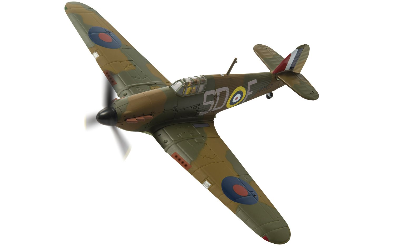 Sweet Aviation 02 Royal Air Force Hawker Hurricane Mk.I Fabric Wing 1//144 Scale