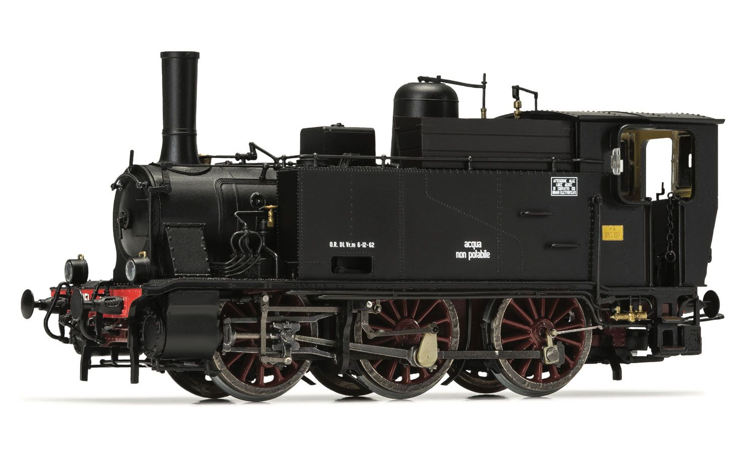 Picture Gallery for Lima HL2671 FS, Steam Locomotive Gr. 851, with E