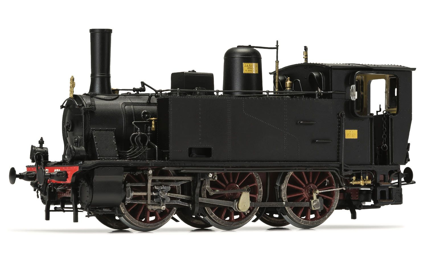 Picture Gallery for Lima HL2672 FS, Steam Locomotive Gr. 851, with P