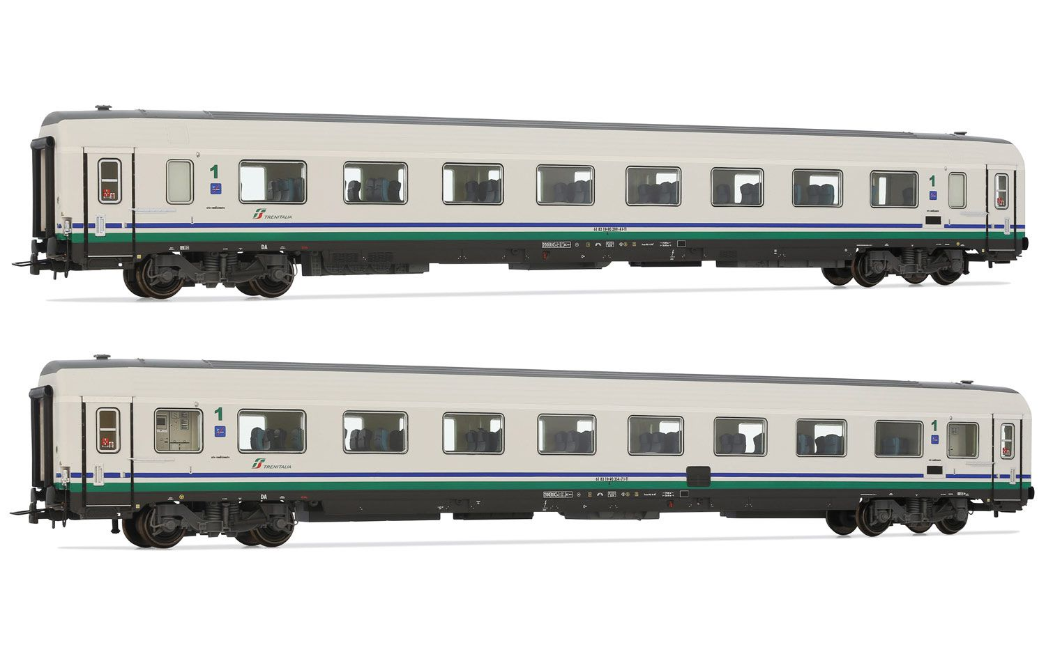 Picture Gallery for Lima HL5006 2 x FS Gran Confort Coach Series 88