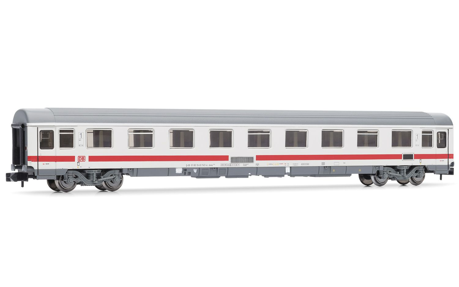 Picture Gallery for Arnold HN4120 1st class IC passenger coach of the