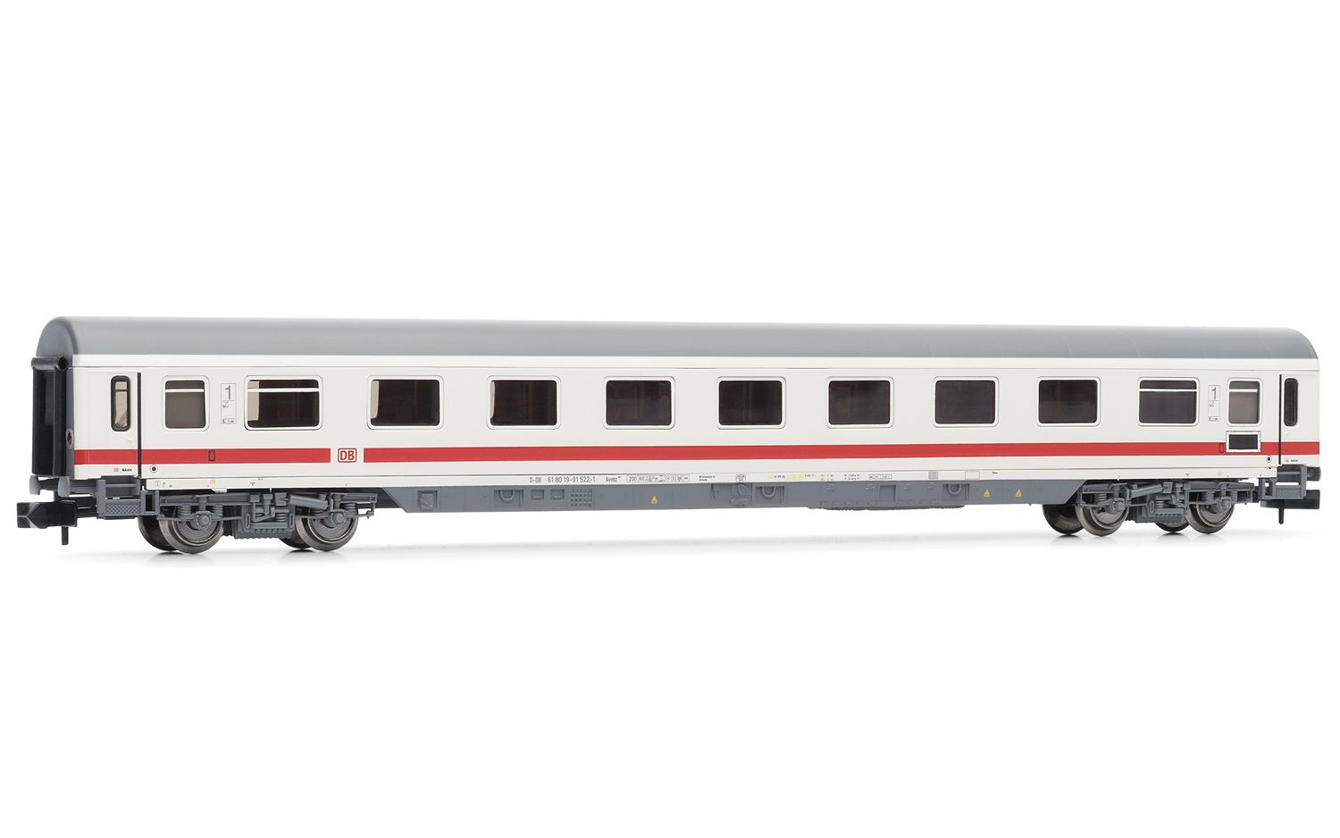 Picture Gallery for Arnold HN4122 1st class IC passenger coach of the