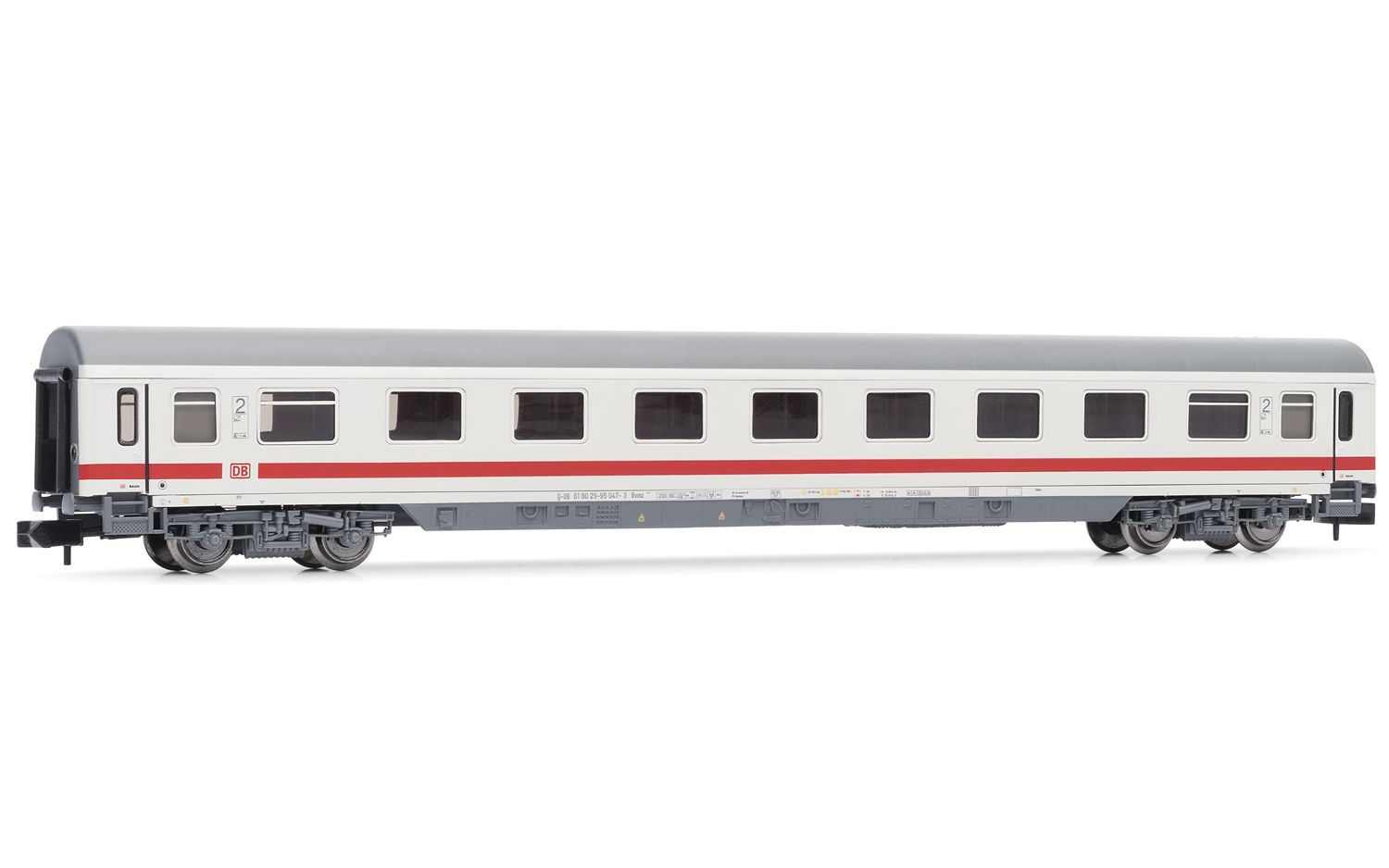 Picture Gallery for Arnold HN4123 2nd class IC passenger coach of the