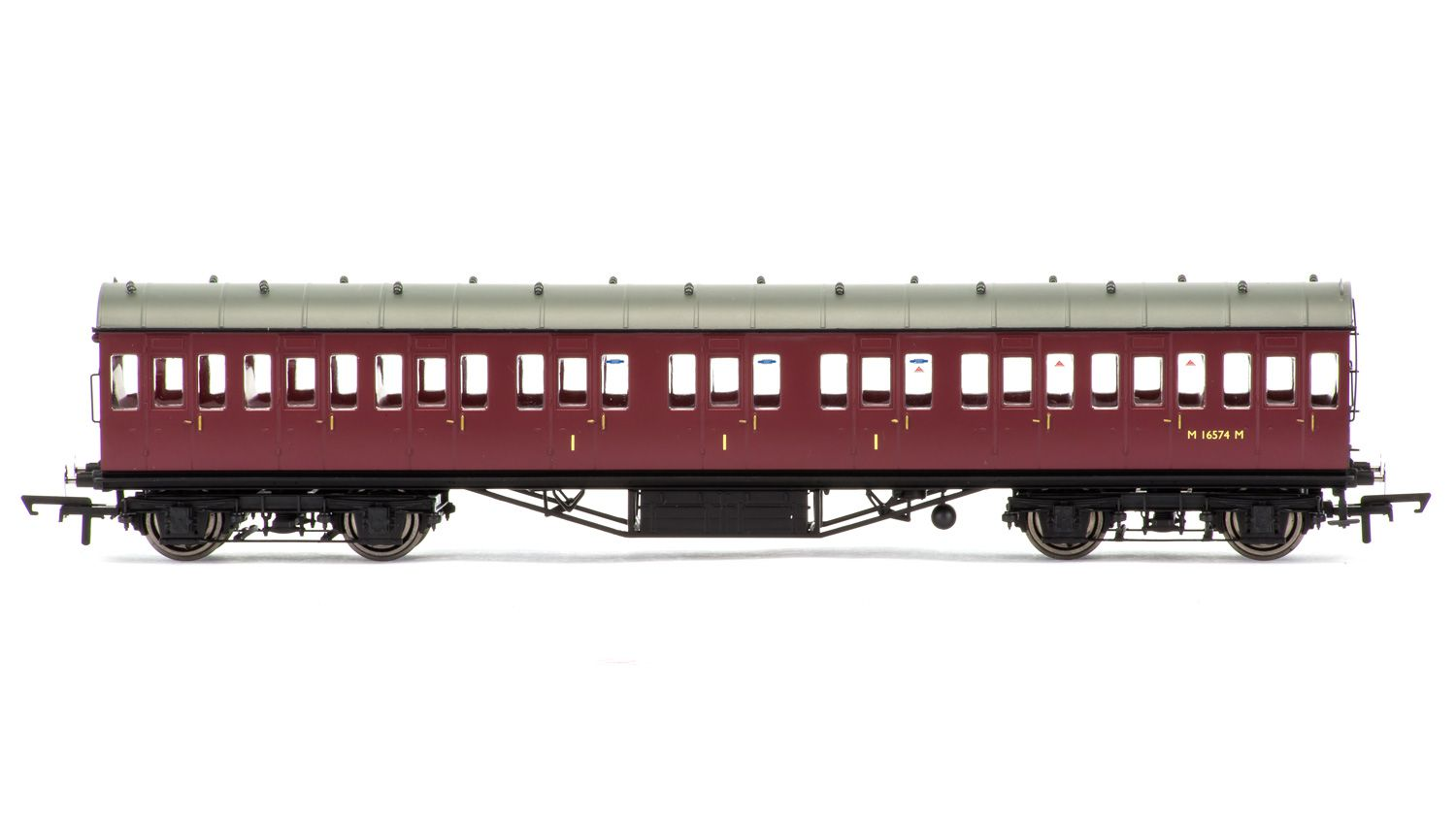 Picture Gallery for Hornby R4689 BR Non-Corridor 57 Composite Coach