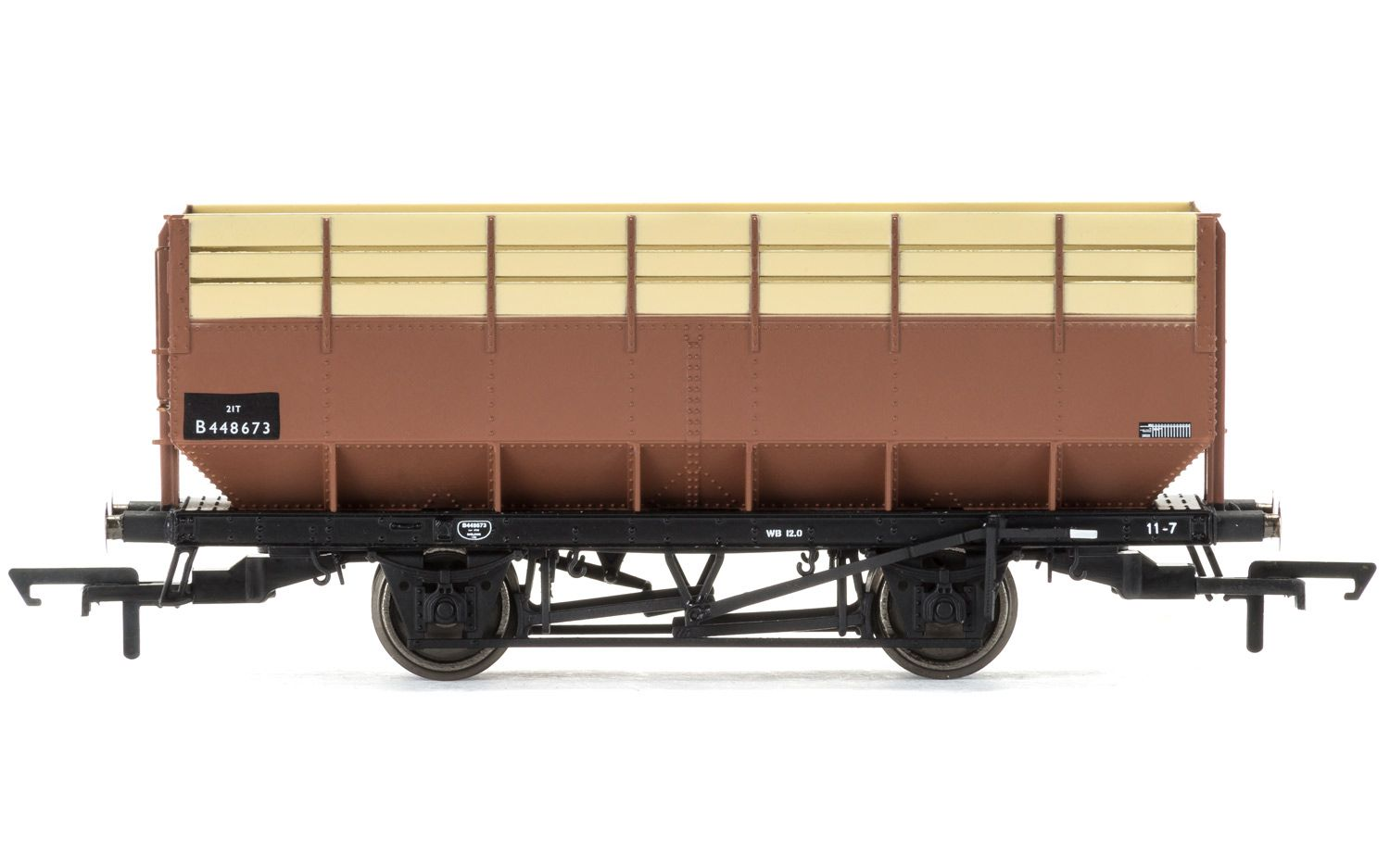 Picture Gallery for Hornby R6733A 20T Coke Hopper, British Railways -