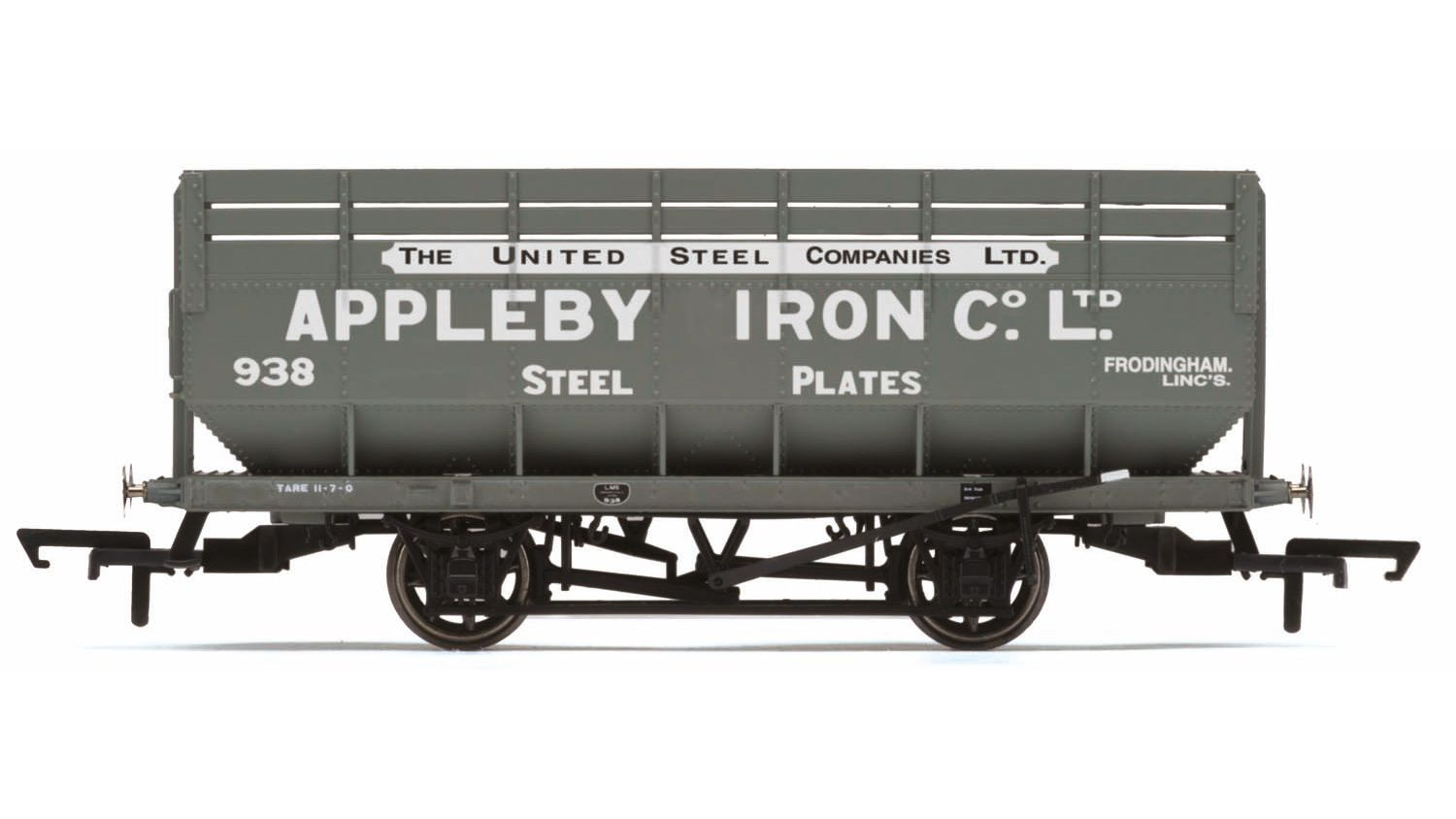 Picture Gallery for Hornby R6821 20T Coke Wagon, Appleby Iron Co. - E