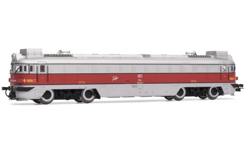 "Picture Gallery for Electrotren E2325 Diesel locomotive RENFE 353.001 ""Vir"