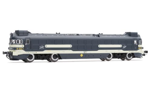 "Picture Gallery for Electrotren E2365 Diesel locomotive RENFE 354-001 ""Vir"