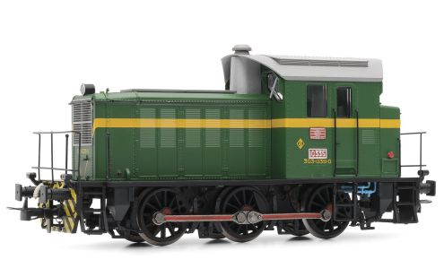 Picture Gallery for Electrotren E3810 Diesel locomotive RENFE 303.035