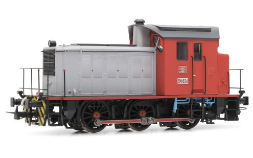Picture Gallery for Electrotren E3814 Diesel locomotive RENFE 303.049