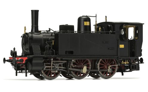 FS, Steam Locomotive Gr. 851, with P