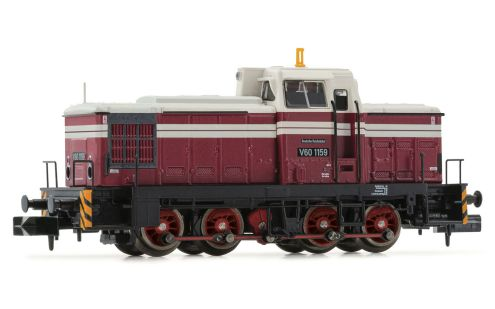 Picture Gallery for Arnold HN2302 Diesel Shunting Locomotive Class V60