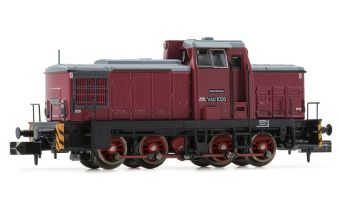 Picture Gallery for Arnold HN2355 Diesel Shunting Locomotive Class V60