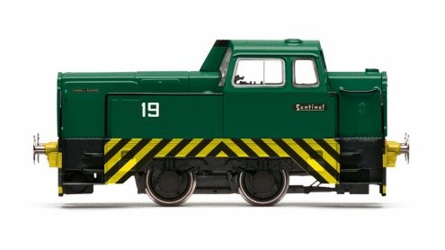 Picture Gallery for Hornby R3576 Barrington Light Railway, Sentinel 4