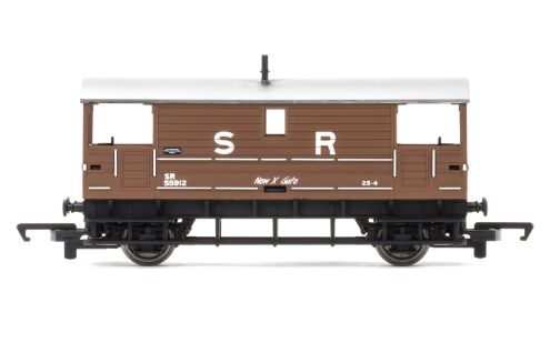 Picture Gallery for Hornby R6767 20T Brake Van, Southern Railway - Er
