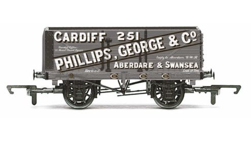 Picture Gallery for Hornby R6813 7 Plank Wagon, Philips, George &