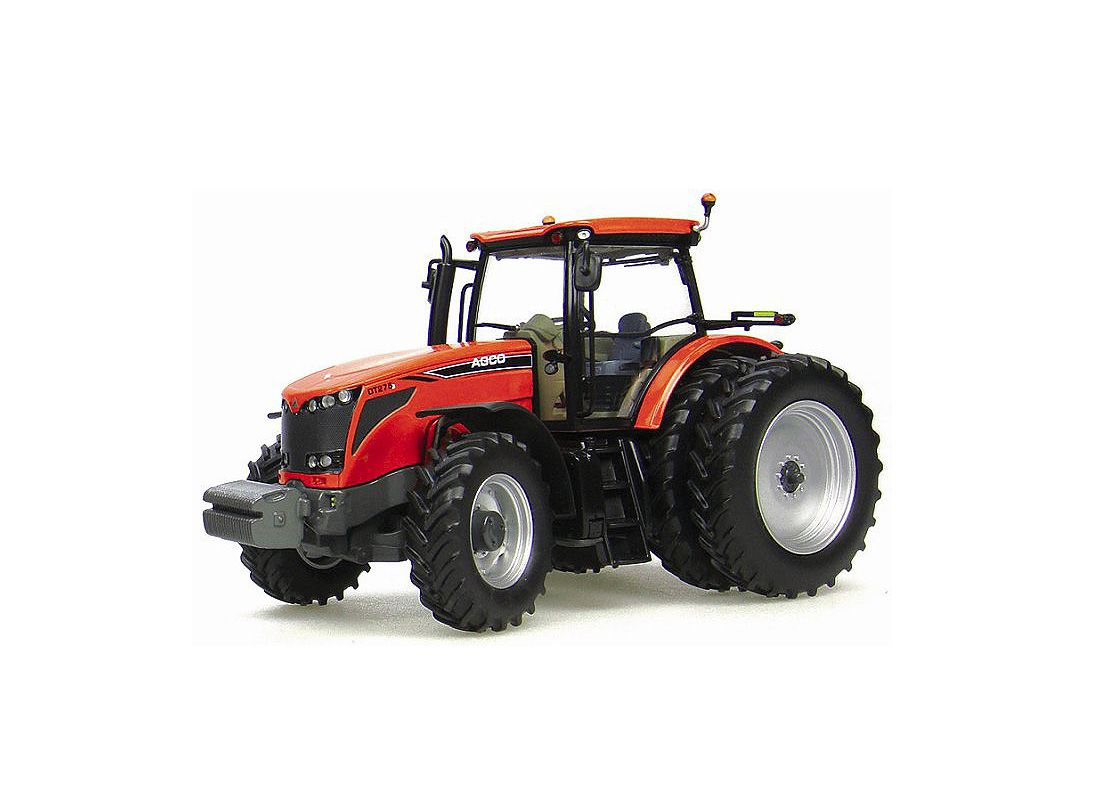 Picture Gallery for Universal Hobbies 2730 Agco DT275 6 Wheel  - Tractor