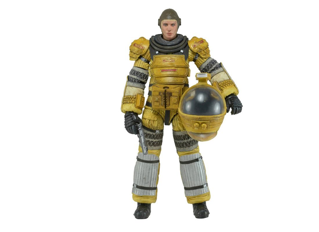 Picture Gallery for Neca 51368 Amanda Ripley in Spacesuit Figure  Alien Isolation