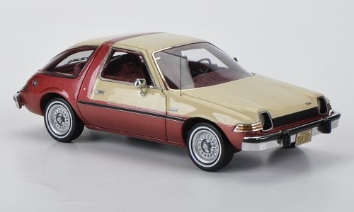 Picture Gallery for Neo 43521 AMC Pacer (1975)
