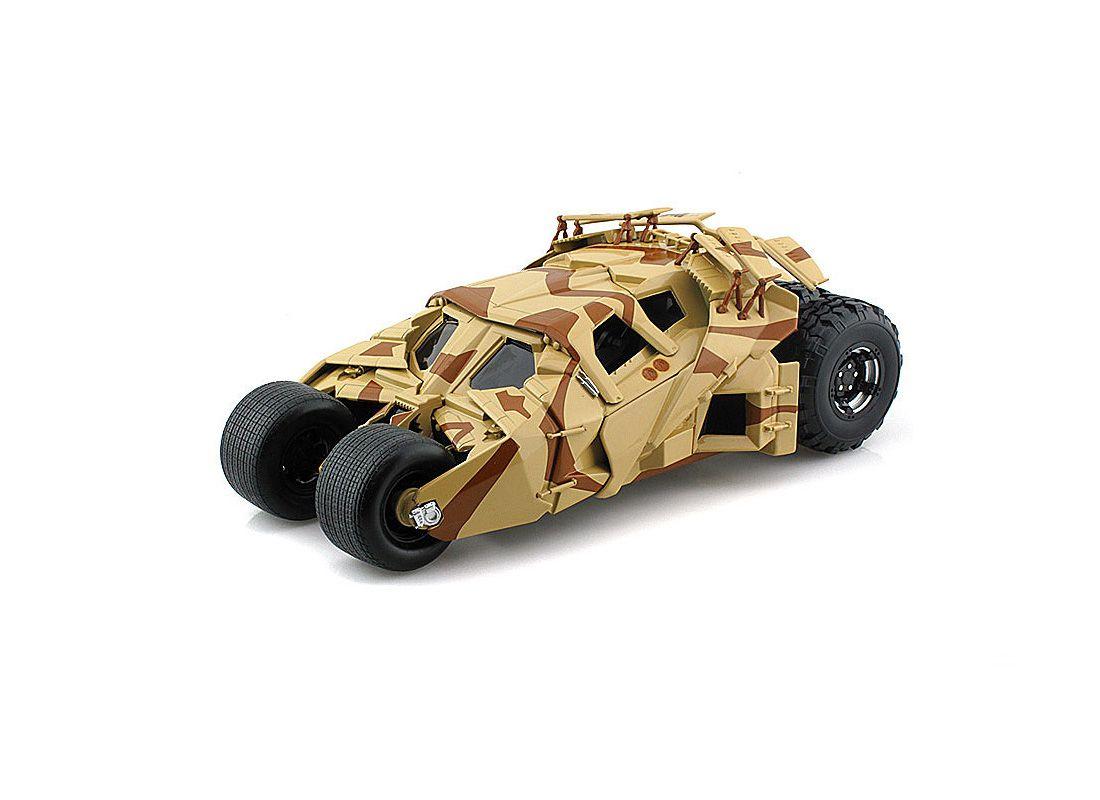 Picture Gallery for Mattel BCJ76 Batmobile Tumbler - Camouflage Version  -  Batman The Dark K