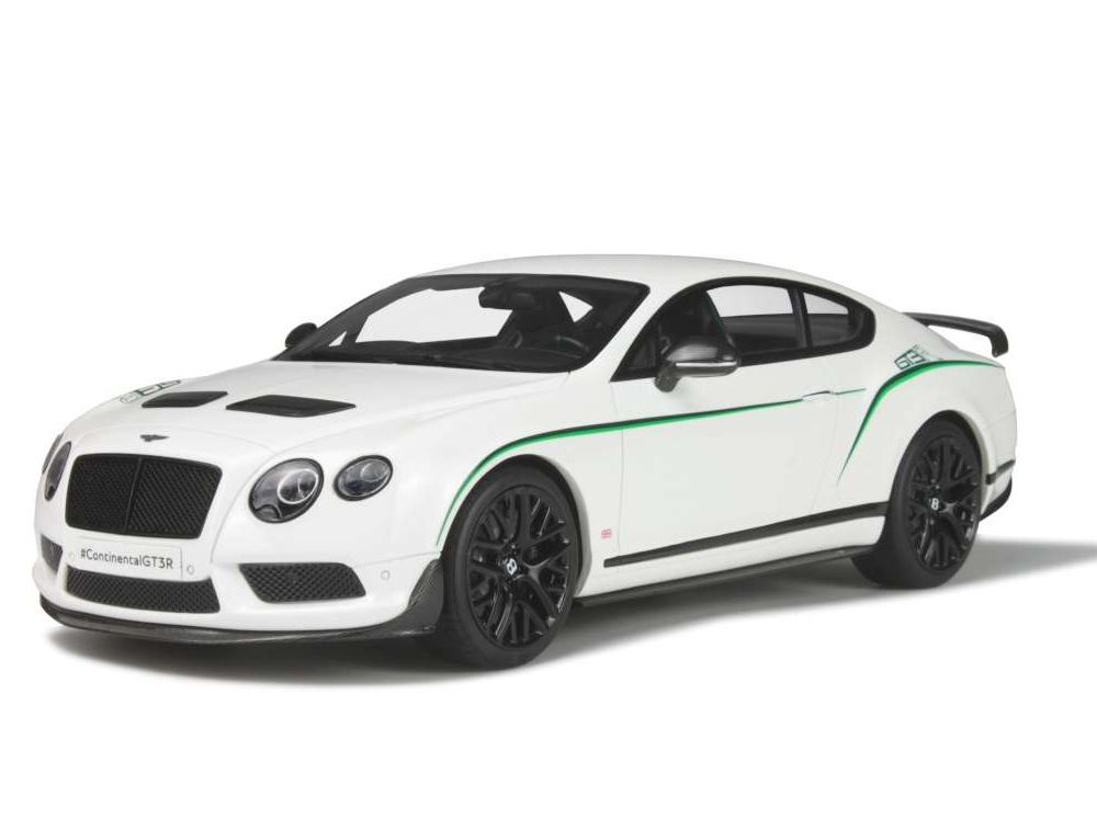 Picture Gallery for GT Spirit 121x Bentley Continental GT3-R