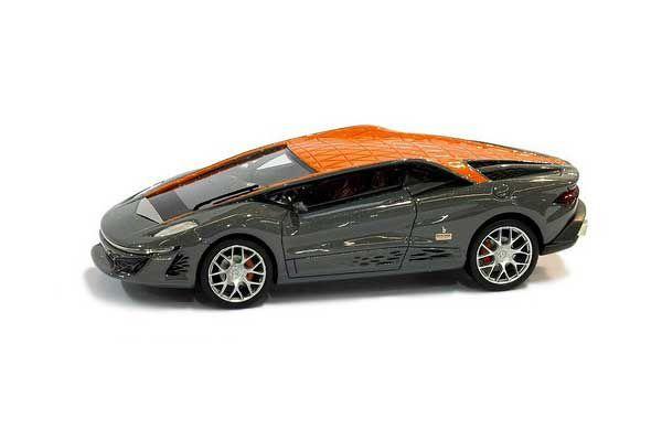 Picture Gallery for La Mini Miniera MMBT002 Bertone Nucio Concept Car (2012)