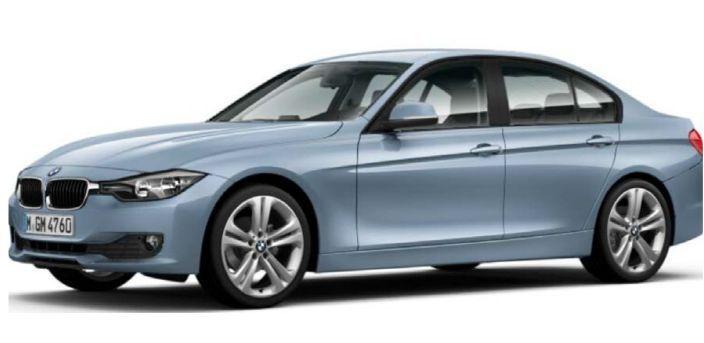 Paragon Models PAR97026, BMW 3 Series F30 LHD - Free Price