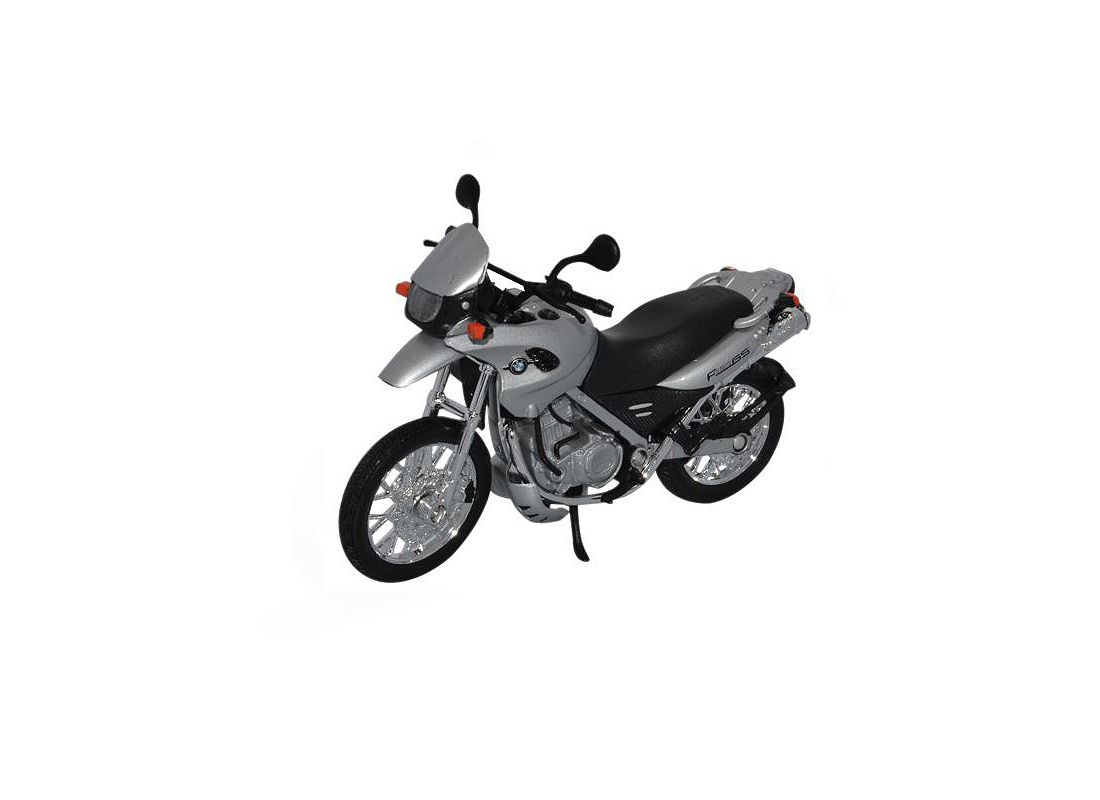 Picture Gallery for Welly 12146PW BMW F650 GS  - Motorcycle