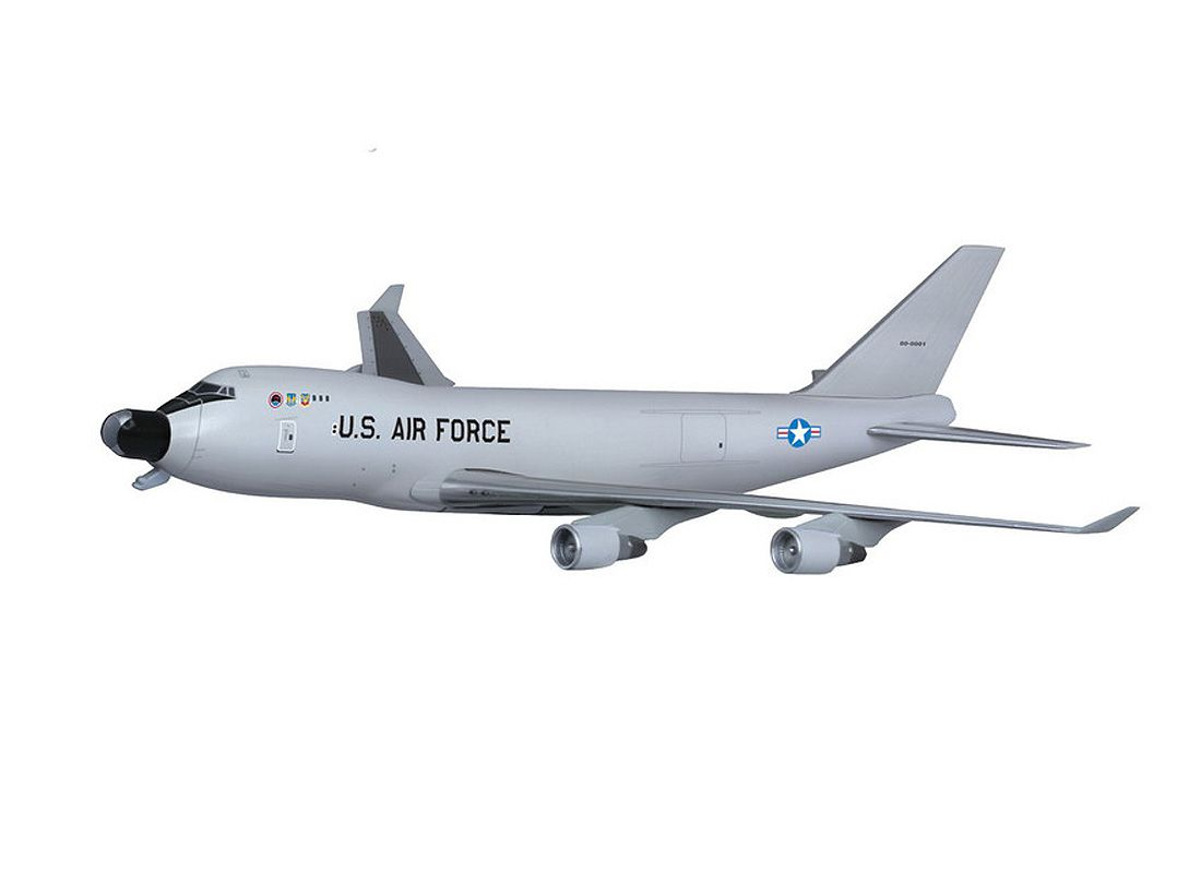 Picture Gallery for Dragon 56346-03 Boeing 747 AL-1 Airborne Laser Test Bed