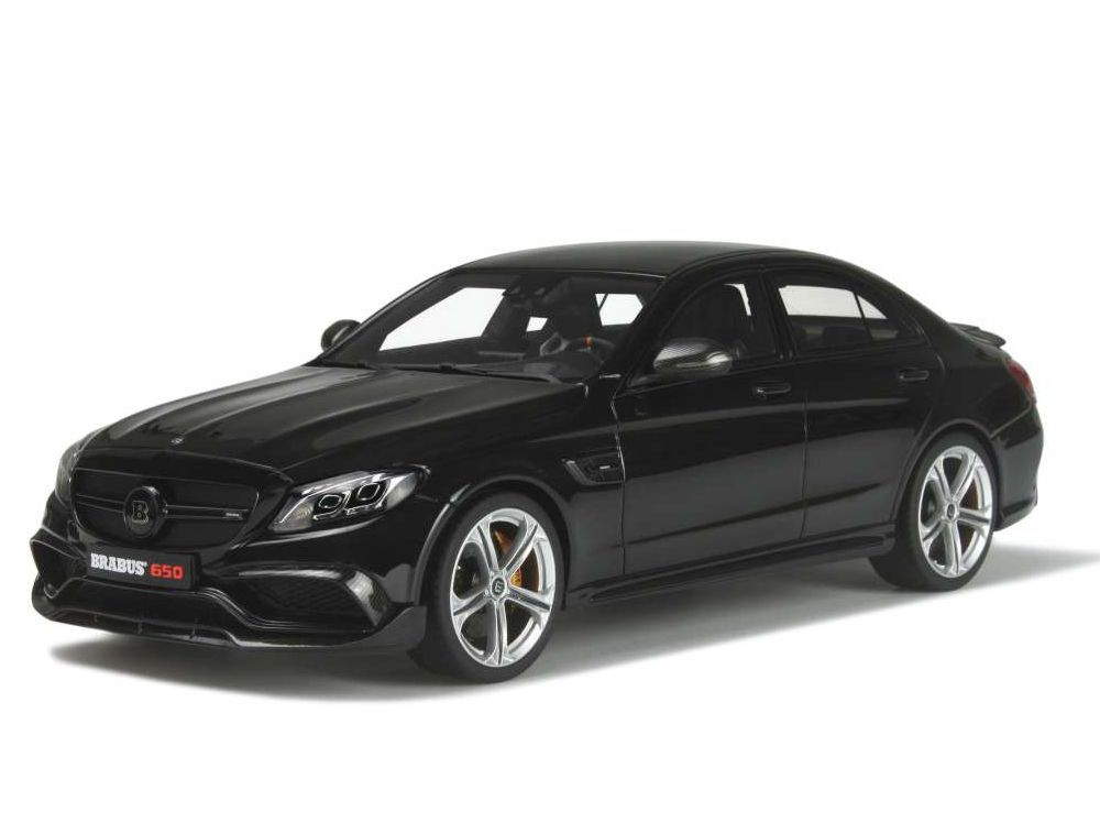Picture Gallery for GT Spirit 132 Brabus 650 Saloon