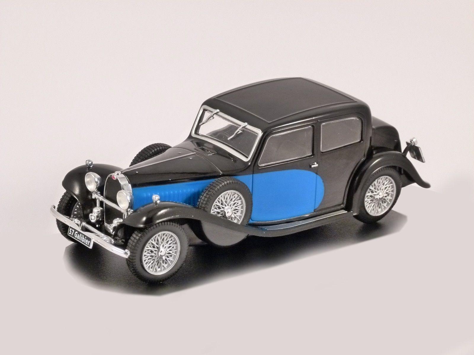 Picture Gallery for Whitebox WHI123 Bugatti Type 57 Galibier (1934)