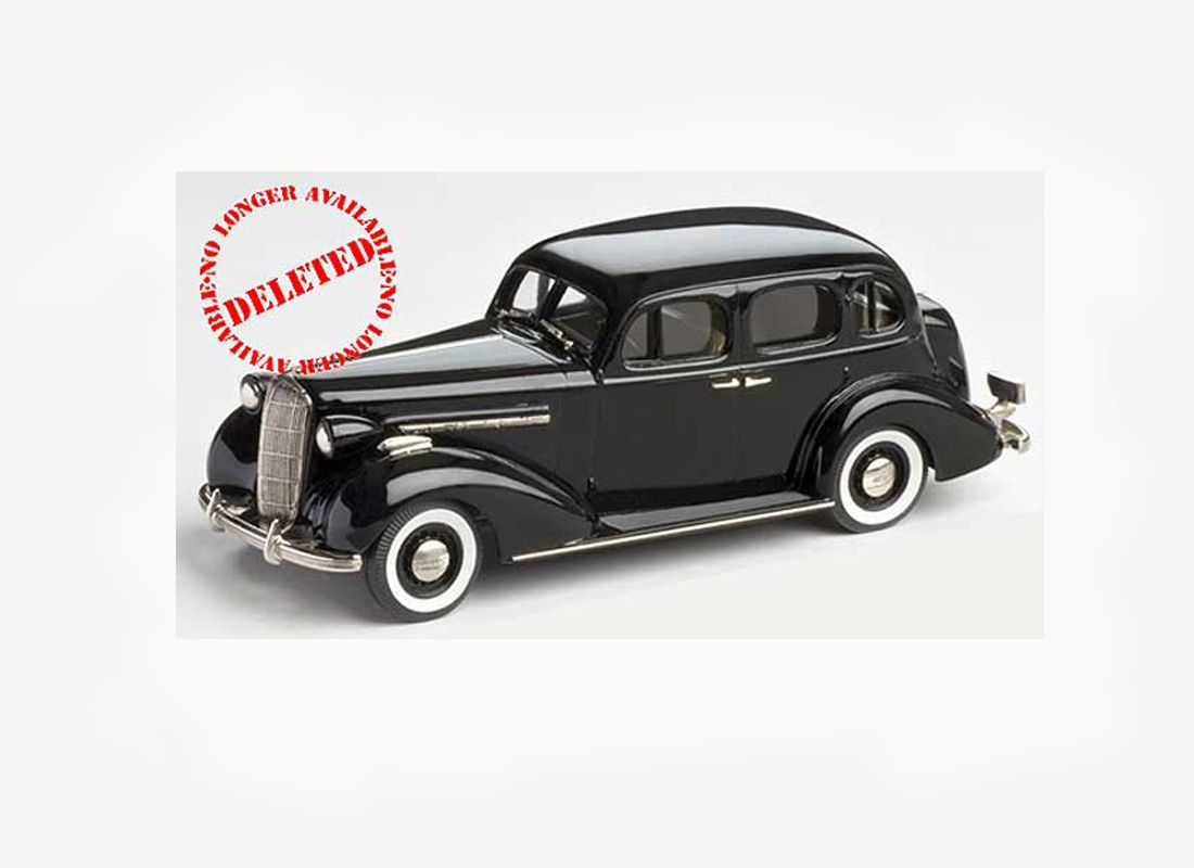 Picture Gallery for Brooklin BC013x Buick Special 4 Door Sedan M41 (1936)