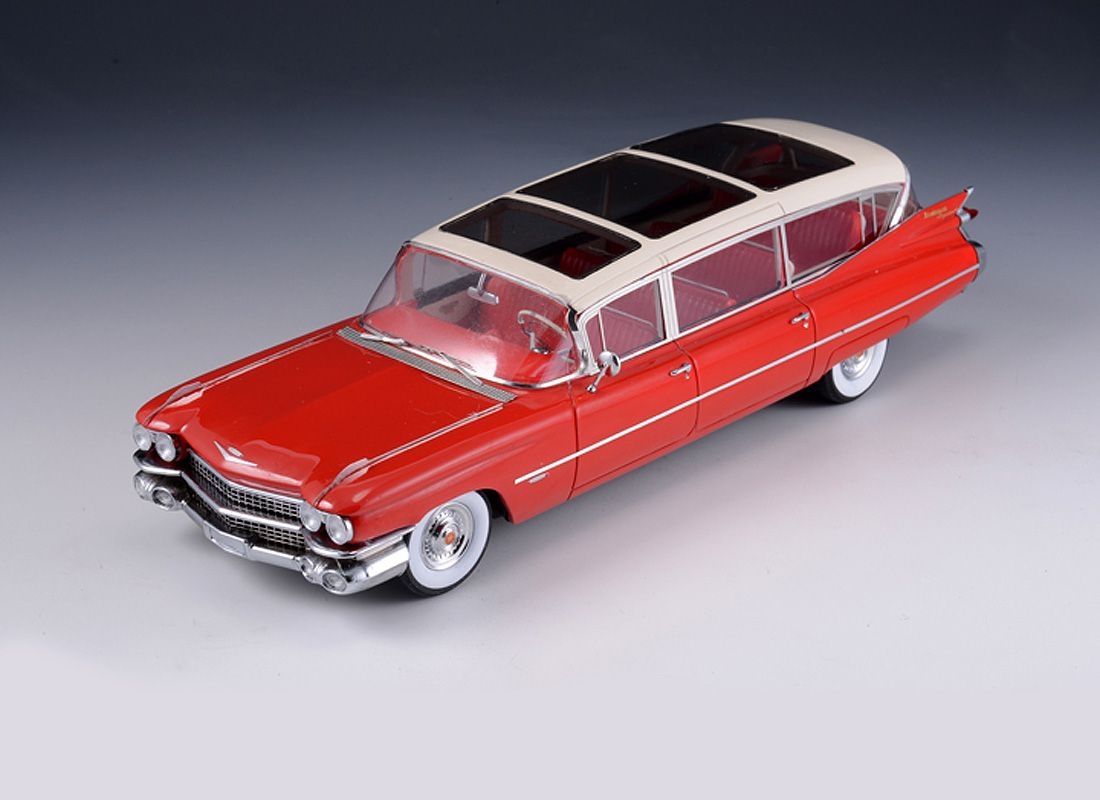 Picture Gallery for GLM 43101701 Cadillac Broadmoor Skyview (1959)