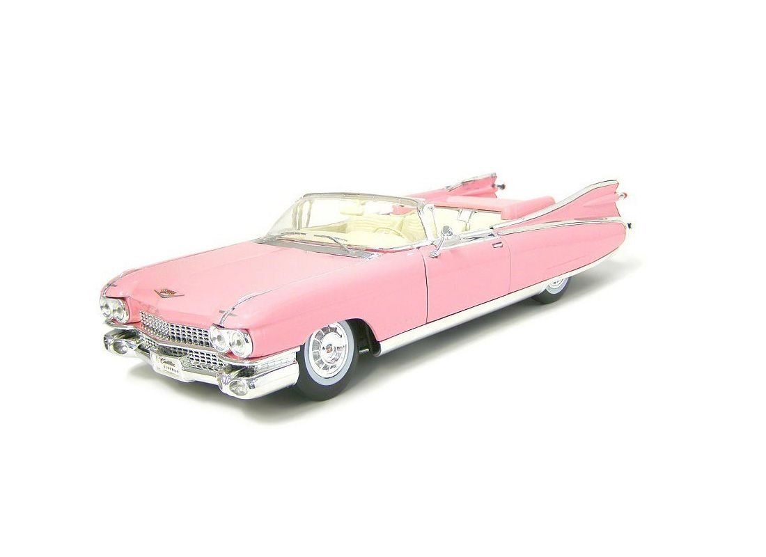 100/% Hot Wheels 1957 Cadillac Eldorado 1:64 Die Cast NEW Limited Edition