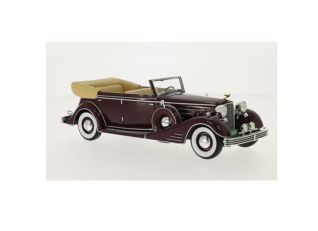Picture Gallery for Neo 24020 Cadillac Fleetwood Allweather Phaeton