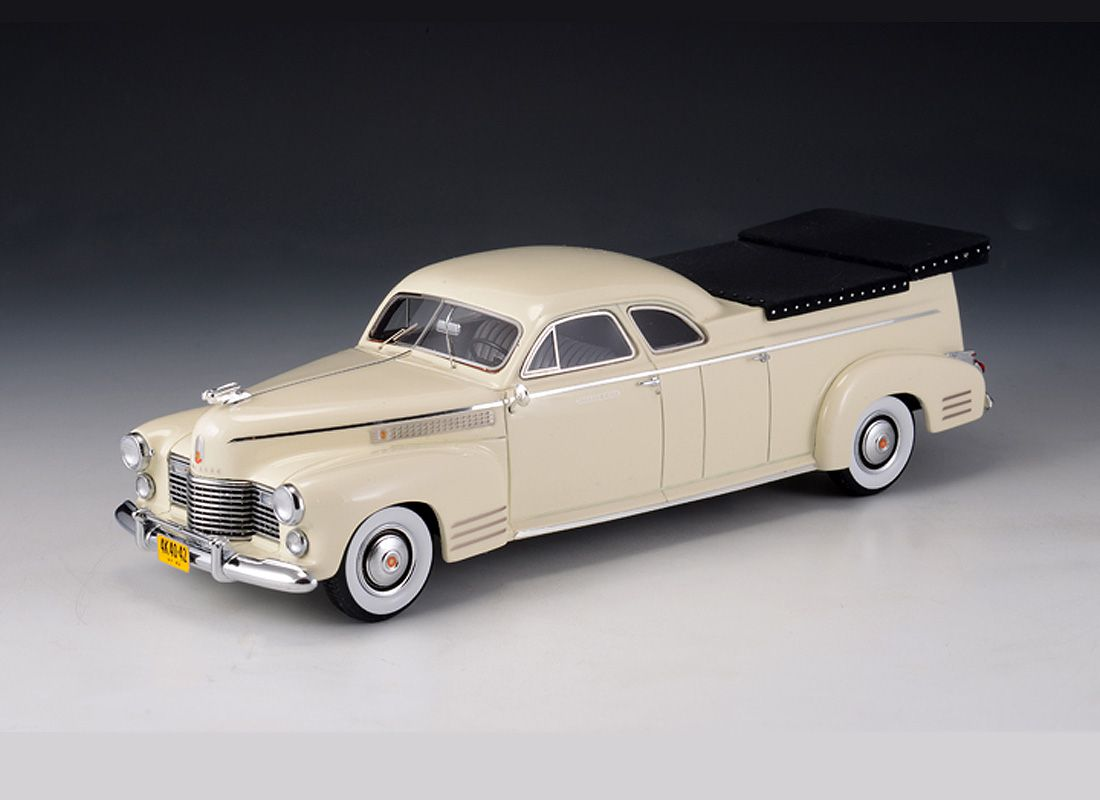 Picture Gallery for GLM 43104002 Cadillac Miller Meteor Flower Car (1941)