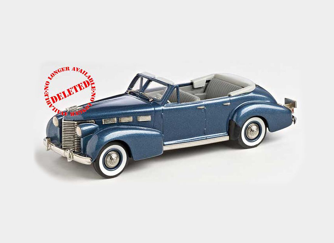 Picture Gallery for Brooklin BRK086x Cadillac Series 60 Special (1938)