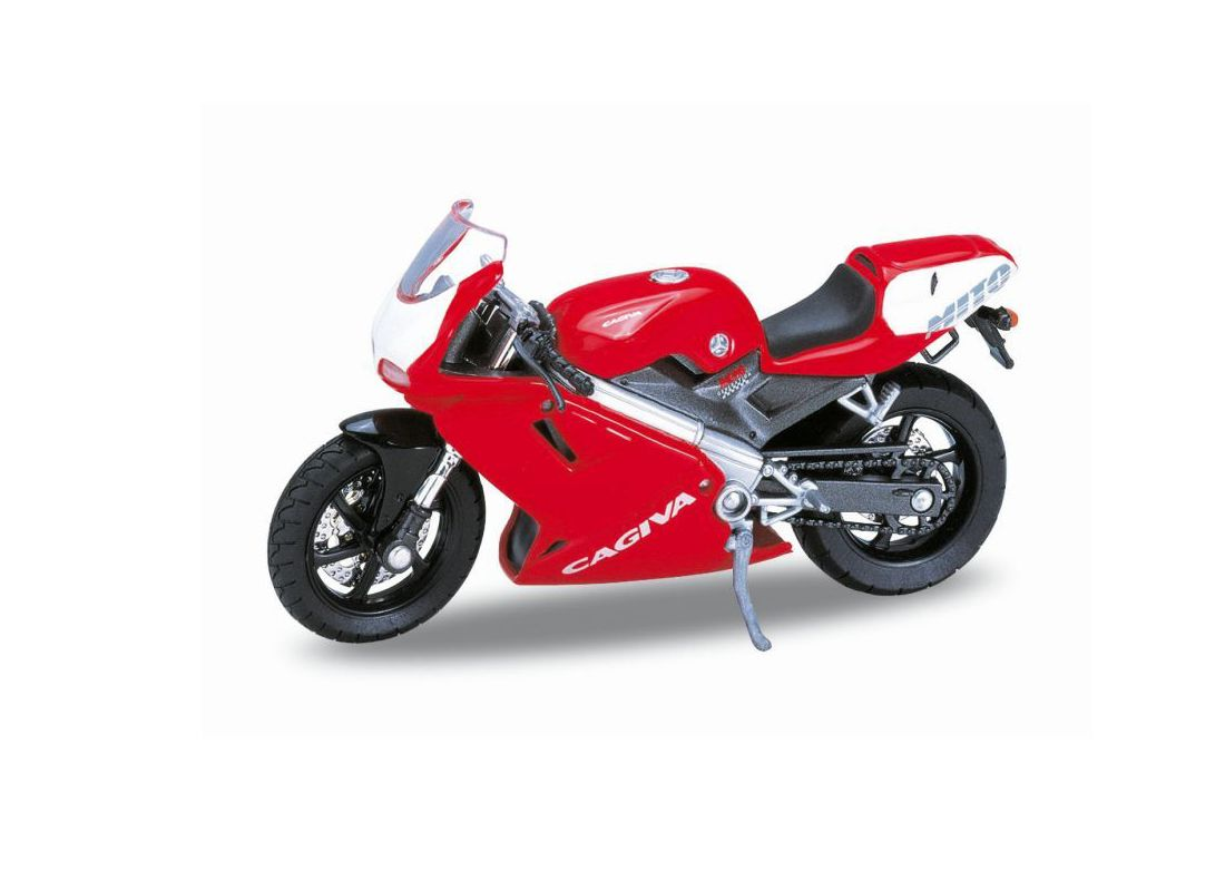 Picture Gallery for Welly 12163 Cagiva Mito 125  - Motorcycle