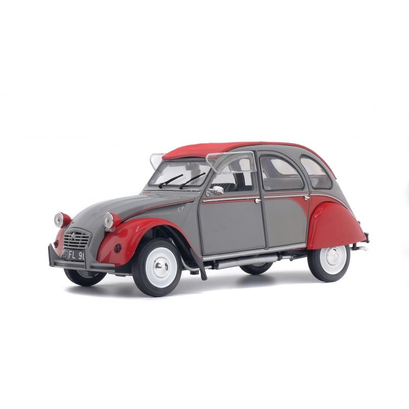 Picture Gallery for Solido S1850022 Citroen 2CV 6 Dolly (1985)