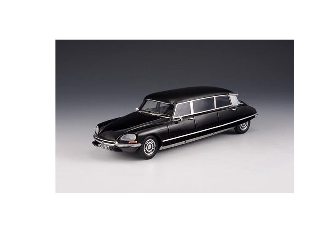 Picture Gallery for GLM 220001 Citroen DS Limousine (1969)